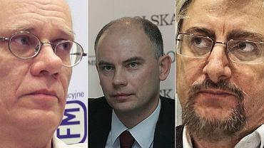 Adam Szostkiewicz, Paweł Fąfara, Radosław Markowski