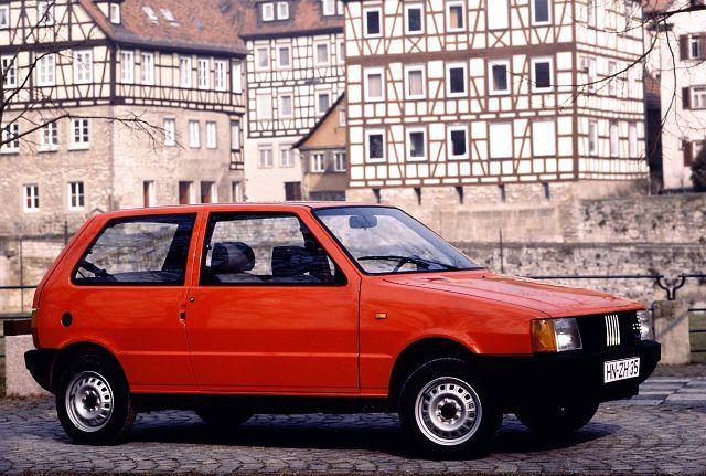 Fiat Uno (1983-1989)