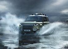 Nowy Land Rover Defender. Legenda powróciła w zupełnie nowym stylu