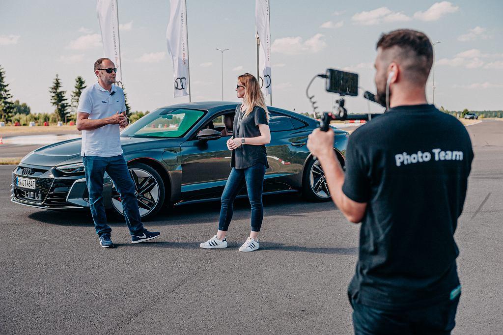 Zuzanna Krzyczkowska i Tomasz Kuchar, wideo-wywiad