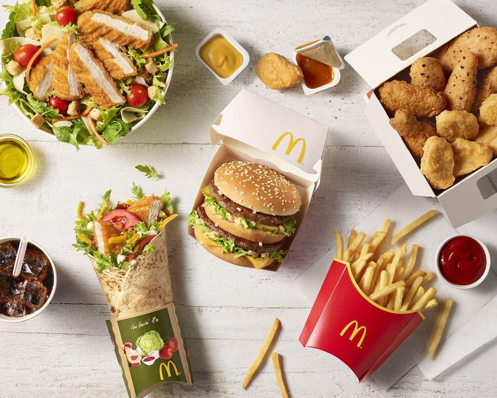McDonald's w UberEATS