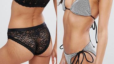Marka Asos zaczęła publikować na swojej stronie zdjęcia modelek z widocznymi rozstępami i innymi niedoskonałościami