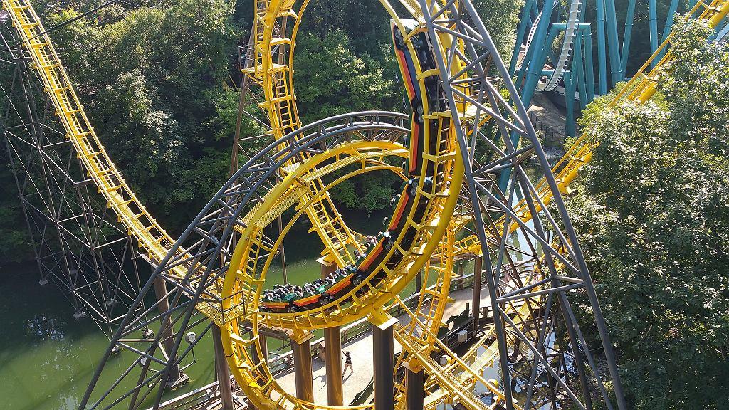 W Polsce powstaje najwyższy rollercoaster w Europie.