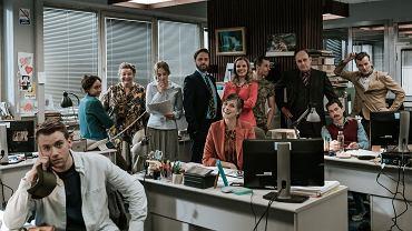 Na planie serialu 'The Office PL'