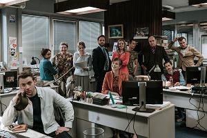 """Studio Canal+ udostępniło pierwsze fragmenty polskiej wersji przebojowego serialu """"The Office""""!"""