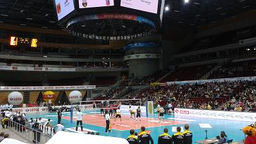 Ergo Arena podczas meczu Lotosu Trefla Gdańsk