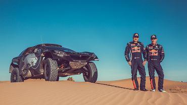 Peugeot i Sebastien Loeb