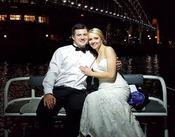 Poszukiwani nowożeńcy - Jess i Chris