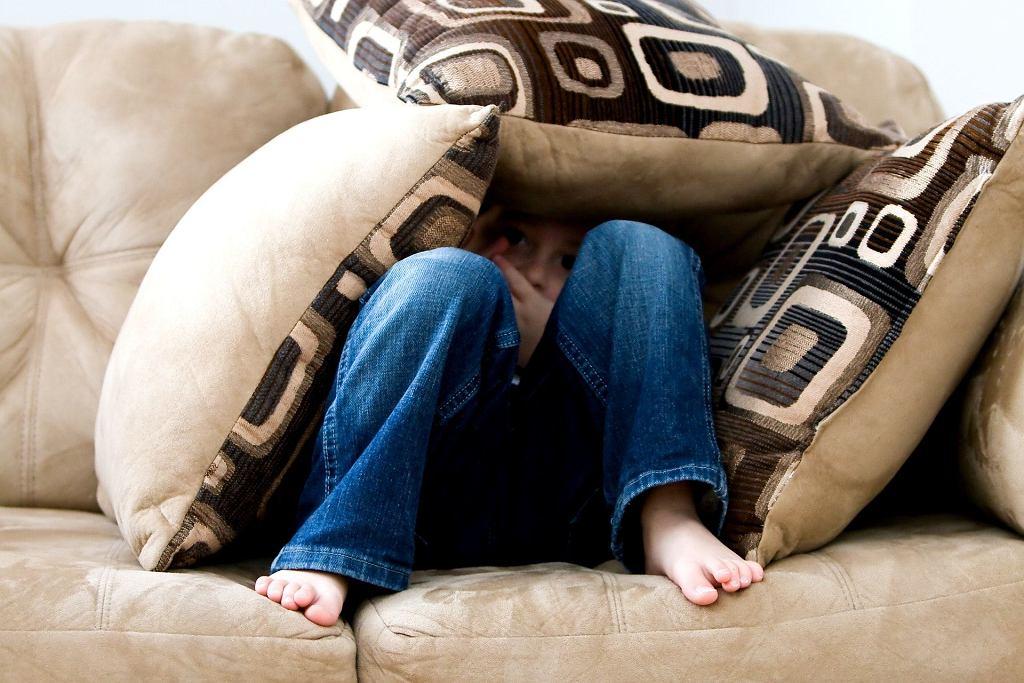 Co robić, gdy jesteś świadkiem przemocy wobec dziecka?