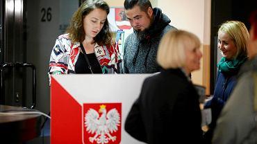 Wybory parlamentarne 2019. 6.10.2019. Prawybory w Wieruszowie