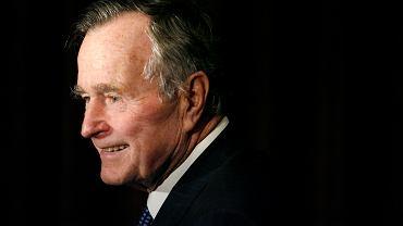 George H.W. Bush, 2007 rok