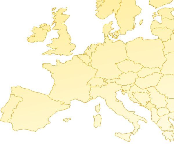 Quiz: państwa europejskie