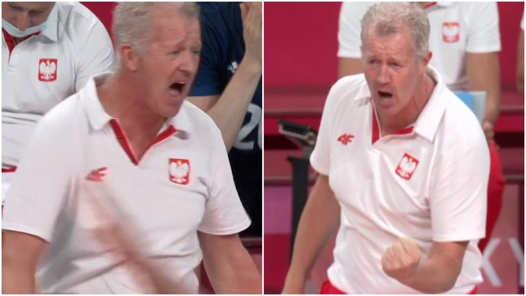Polska - Kanada, siatkówka, IO Tokio