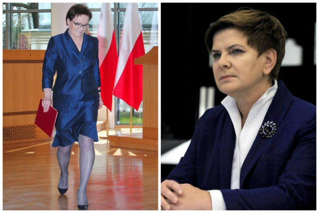 Ewa Kopacz vs. Beata Szydło