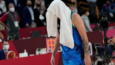 Luka Doncić wściekły po meczu z Francją.