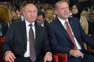 Turcja przejmuje główną spółkę handlową Gazpromu