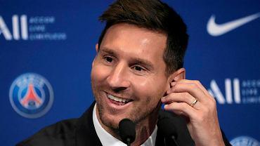Nawet Messi był zaskoczony tym, co wydarzyło się na konferencji. Szaleństwo [WIDEO]
