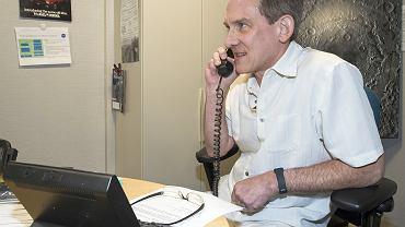 NASA's Planetary Research Director, Jonathan Rall
