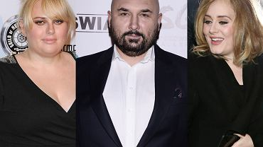 Rebel Wilson, Patryk Vega, Adele