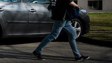 Nastolatek. Zdjęcie ilustracyjne