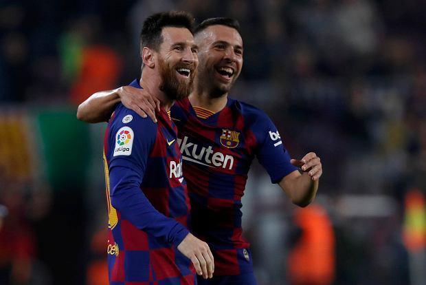 Messi w pojedynkę wyprowadził Barcelonę na pozycję lidera La Ligi!