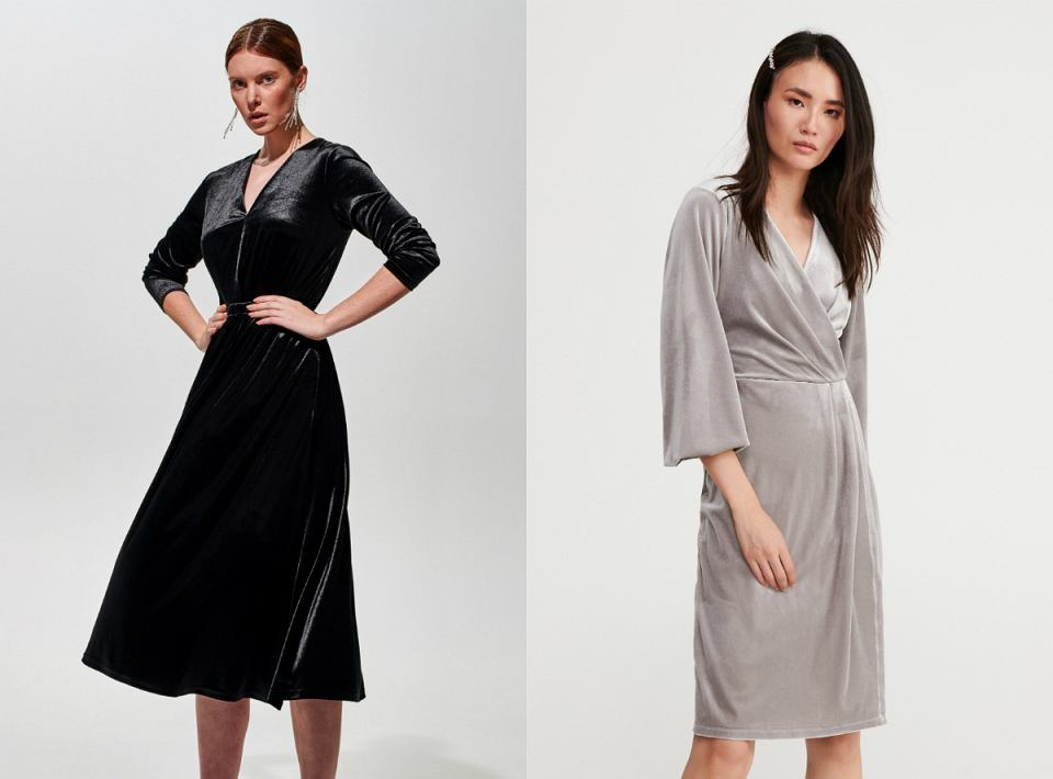 Sukienki na okazję - propozycje Reserved