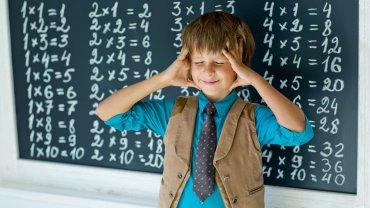 Tabliczka mnożenia - można się jej szybko nauczyć