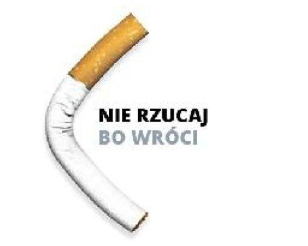 20 listopada będziemy w Polsce obchodzili Światowy Dzień Rzucania Palenia