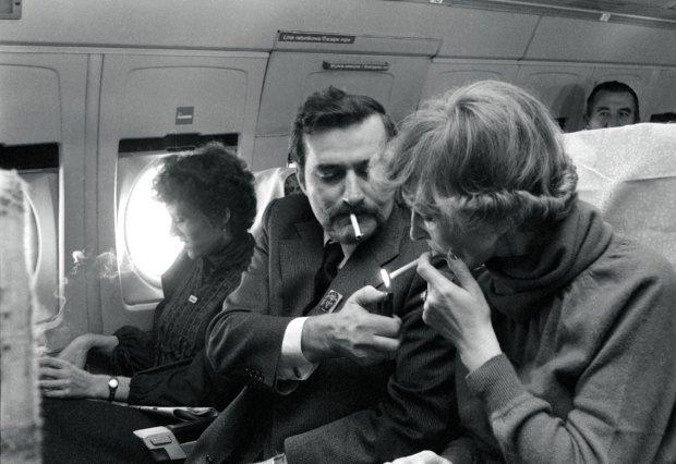 Zdjęcie numer 3 w galerii - W kłębach tytoniowego dymu