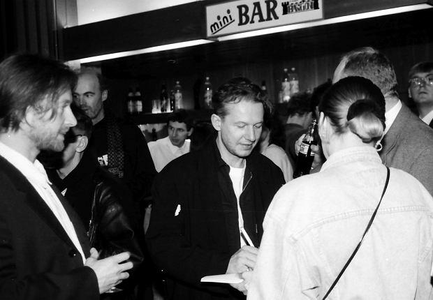 Zdjęcie numer 20 w galerii - Tak wyglądał Festiwal Camerimage w Toruniu 25 lat temu [ZDJĘCIA]