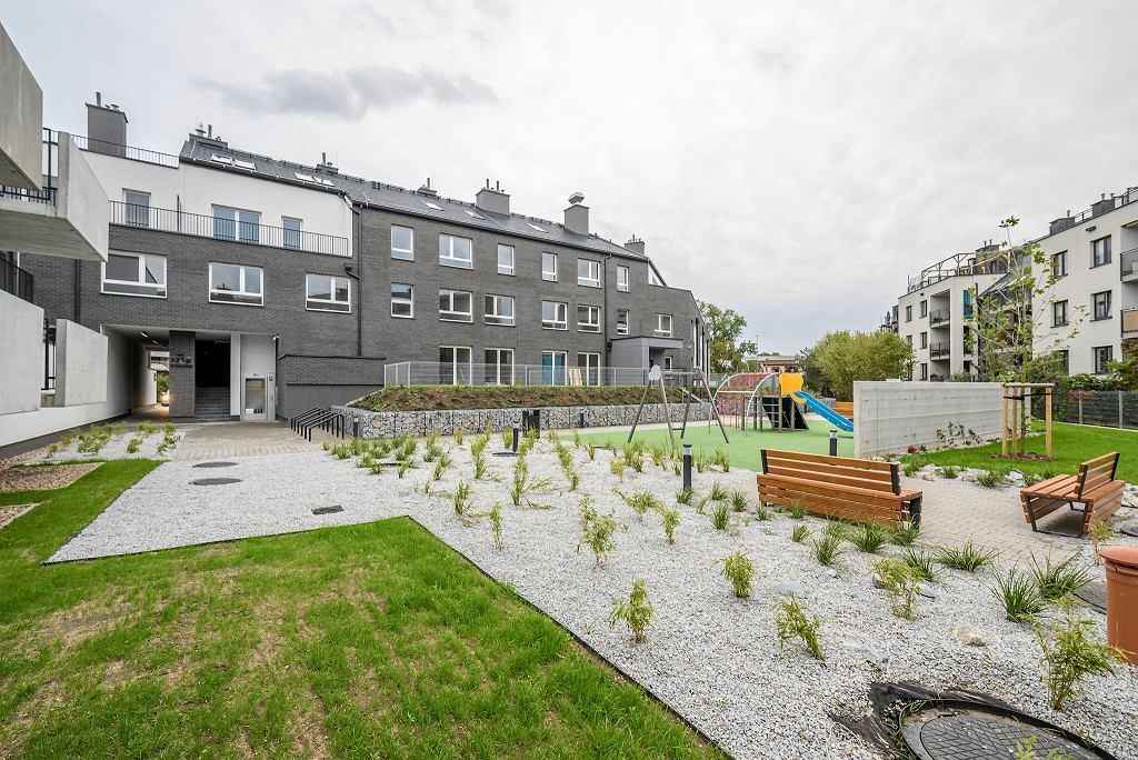 Nowe budynki firmy Dom.developer