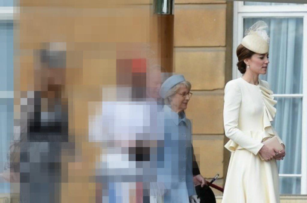 Księżniczki Beatrice i Eugenia, Księżna Kate