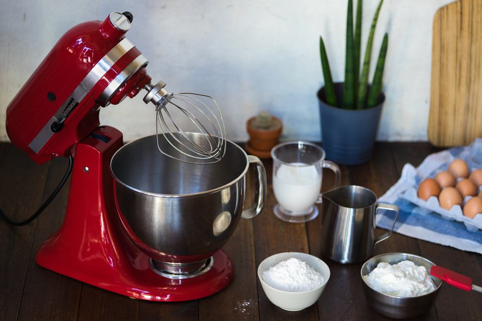 Robot Kitchen Aid
