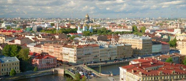 5-milionowy Petersburg jest drugim co do wielkości miastem w Federacji Rosyjskiej i piątym w Europie, fot. Dmitriy Yakovlev / shutterstock.com