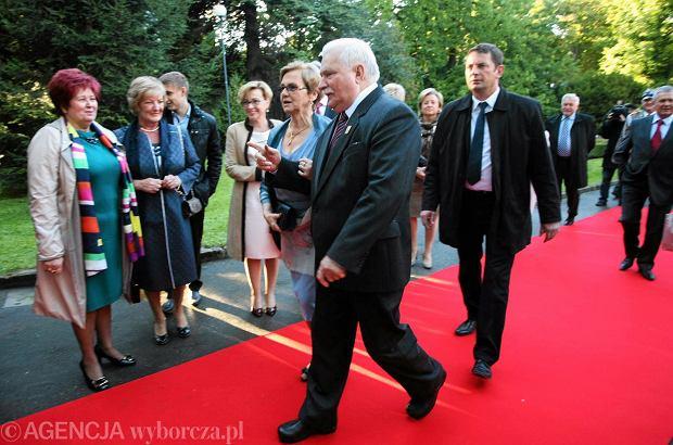 29.09.2013 Gdansk , 70 urodziny Lecha Walesy , Lech Walesa  fot. Rafal Malko/Agencja Gazeta