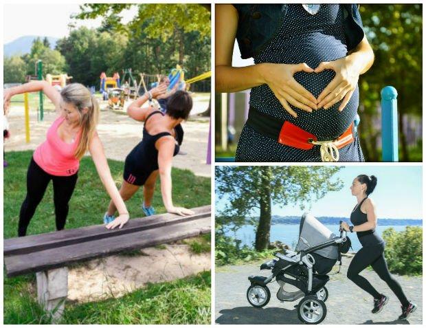 Ćwiczenia po porodzie - przyjemność czy konieczność?