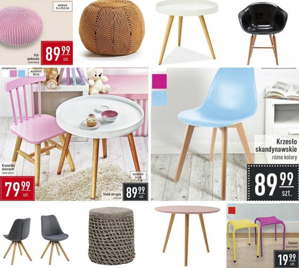Carrefour - domowe inspiracje. Meble