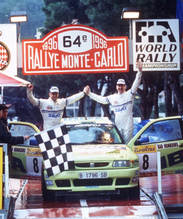 Seat Ibiza WRC