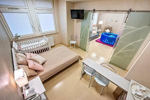 """Szpital na Madalińskiego otworzył Centrum Porodów Naturalnych. Bezpłatne """"bezstresowe przyjście na świat dziecka"""""""