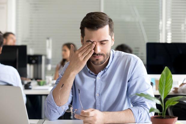 Zespół suchego oka: diagnostyka (test stabilności łez, TestSchirmera)