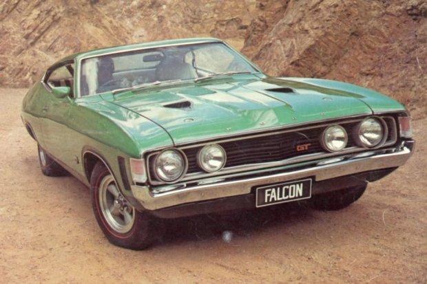 W 1972 r. zaprezentowano nową generację XA - ten Falcon to już konstrukcja australijska
