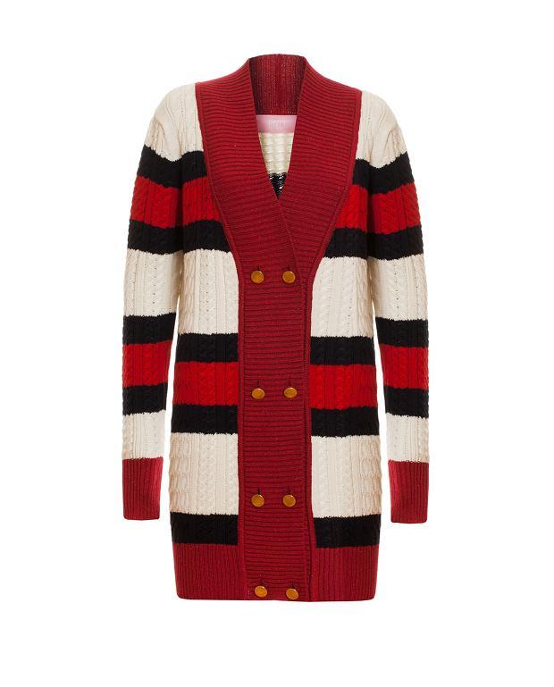Sweter w paski 'Carbo' - Bizuu. Cena: 990 zł