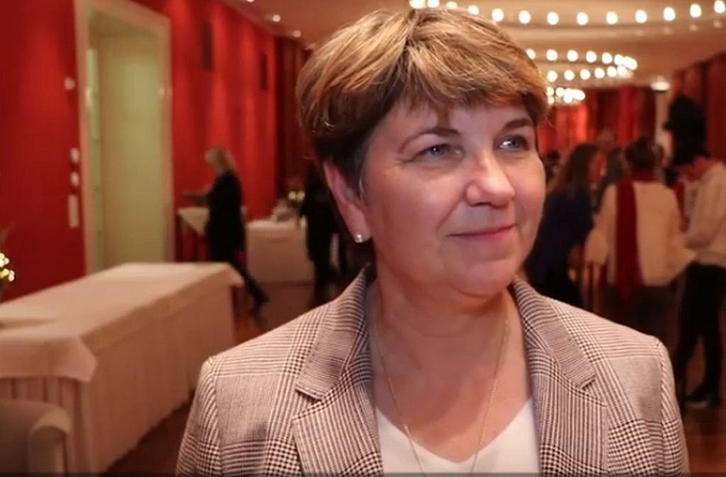 Viola Amherd, szefowa szwajcarskiego sportu