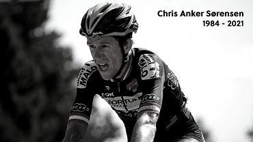 Chris Anker Sorensen nie żyje...