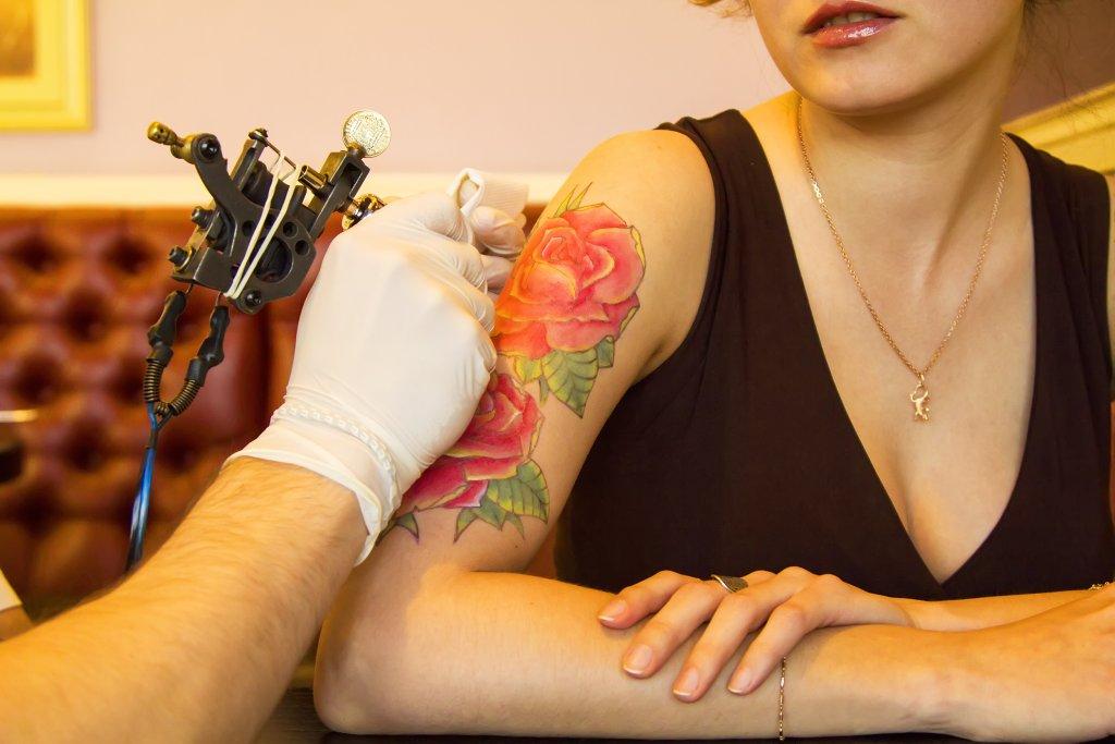 Tatuaże Dla Kobiet Najpopularniejsze Wzory