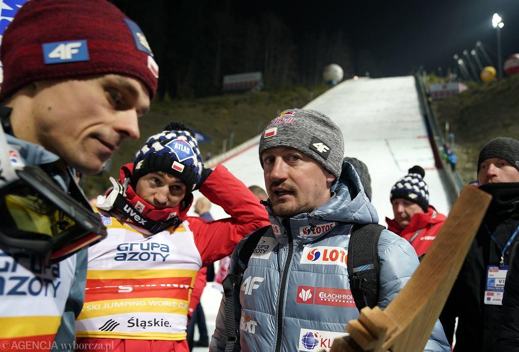PŚ w skokach narciarskich 2018/2019. Adam Małysz o polskich skoczkach