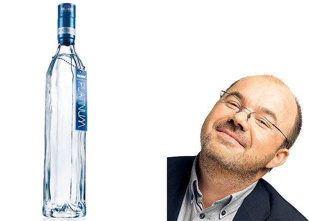Testowane Matuszewskim: z procentami, testowane matuszewskim, alkohol, Wódka Finlandia Platinum, cena: 0,7 l - 120 zł