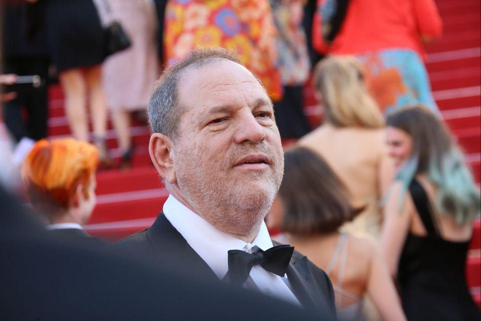 Harvey Weinstein (fot. Shutterstock)