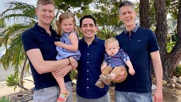 Pierwsza poliamoryczna rodzina w Kalifornii