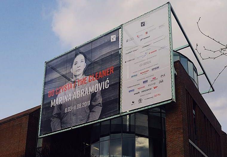 8 marca w toruńskim CSW odbędzie się wernisaż wystawy Mariny Abramović 'Do czysta'